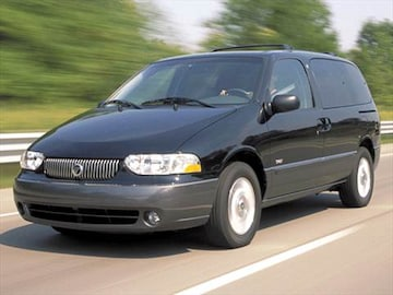2002 Mercury Villager Exterior