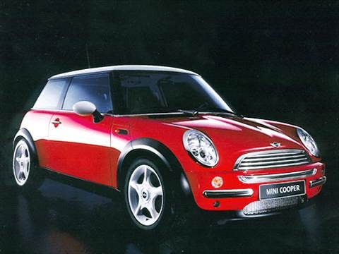 2002 mini cooper pricing ratings reviews kelley blue book. Black Bedroom Furniture Sets. Home Design Ideas