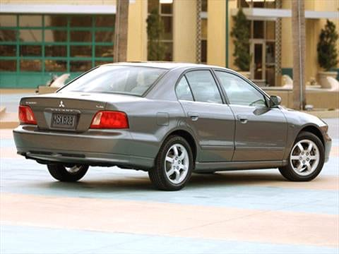 2002 mitsubishi galant ls sedan 4d pictures and videos. Black Bedroom Furniture Sets. Home Design Ideas