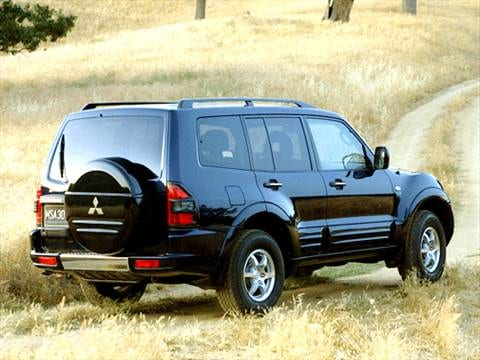 2002 mitsubishi montero | pricing, ratings & reviews | kelley blue book
