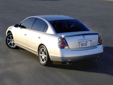 ... 2002 Nissan Altima Exterior ...