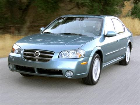 2008 Nissan Altima For Sale >> 2002 Nissan Maxima | Pricing, Ratings & Reviews | Kelley Blue Book