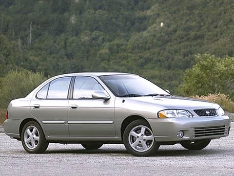 2002 Nissan Sentra XE Sedan 4D  photo