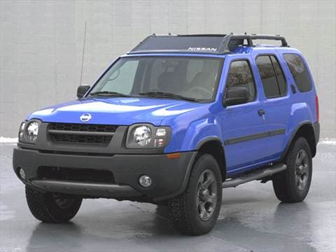 2002 Nissan Xterra | Pricing, Ratings & Reviews | Kelley Blue Book