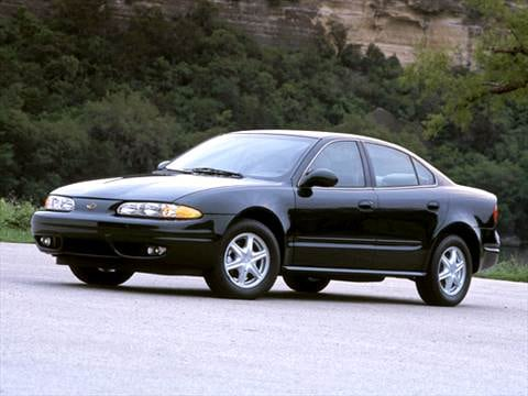 2002 Oldsmobile Alero 24 Mpg Combined