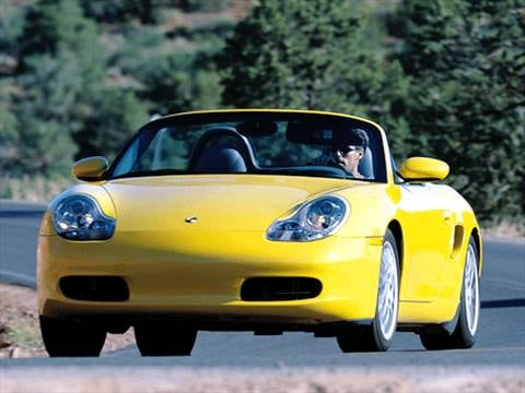2002 porsche boxster pricing ratings reviews kelley. Black Bedroom Furniture Sets. Home Design Ideas