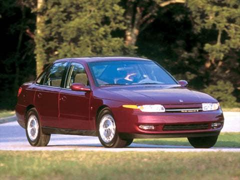 2002 Saturn L Series