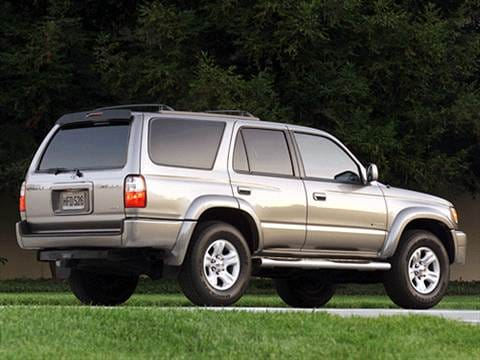 Awesome ... 2002 Toyota 4runner Exterior