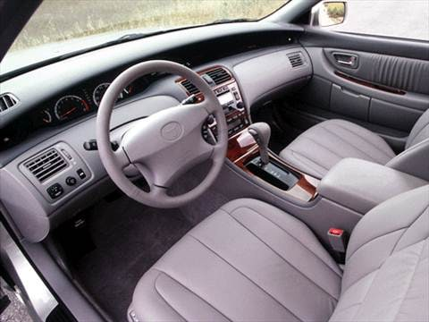 2002 toyota avalon Interior