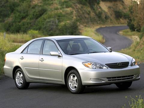 2002 Toyota Camry Pricing Ratings Amp Reviews Kelley