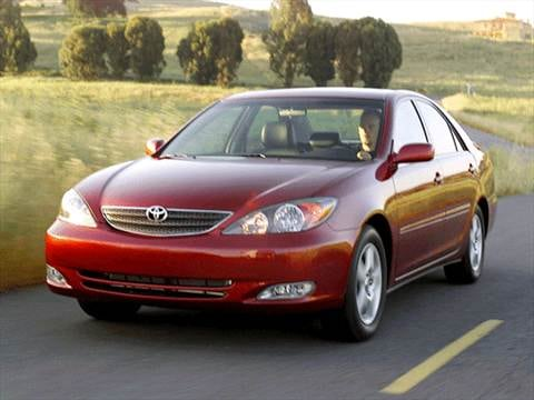 2002 toyota camry pricing ratings reviews kelley blue book. Black Bedroom Furniture Sets. Home Design Ideas