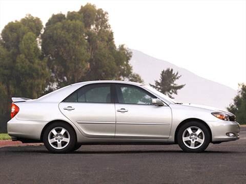 2002 Toyota Camry Exterior 2002 Toyota Camry Exterior ...
