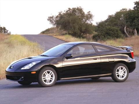 2002 toyota celica pricing ratings reviews kelley blue book. Black Bedroom Furniture Sets. Home Design Ideas