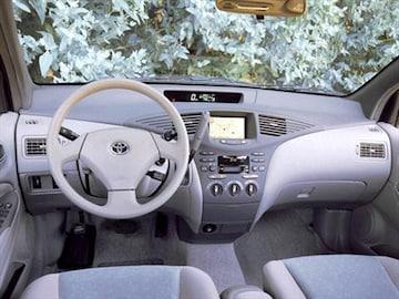 2002 Toyota Prius Interior