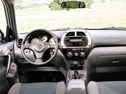 2002 Toyota RAV4 Sport Utility 4D  photo