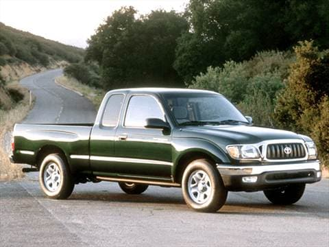 2002 Toyota Tacoma Xtracab | Kelley Blue Book