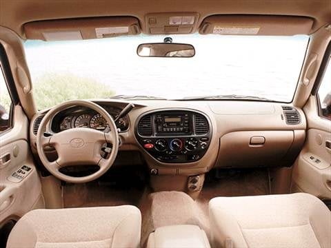 ... 2002 Toyota Tundra Access Cab Interior