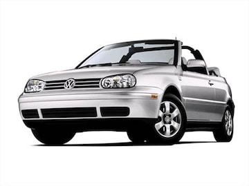 2002 volkswagen cabrio pricing ratings reviews. Black Bedroom Furniture Sets. Home Design Ideas