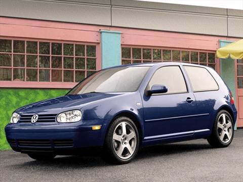 2002 Volkswagen GTI Hatchback 2D  photo