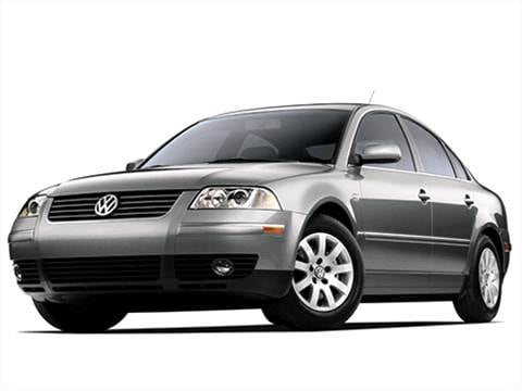 2002 Volkswagen Passat GLS Sedan 4D  photo