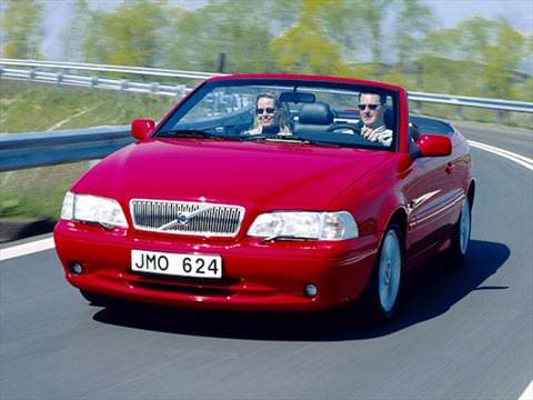 2002 Volvo C70 LT Convertible 2D  photo