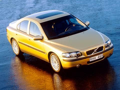 2002 Volvo S60 | Pricing, Ratings & Reviews | Kelley Blue Book