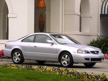 2003 Acura CL | Pricing, Ratings & Reviews | Kelley Blue Book