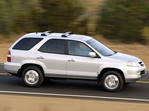 Mdx Cargo Space >> 2003 Acura MDX | Pricing, Ratings & Reviews | Kelley Blue Book