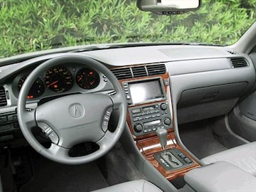2003 acura rl pricing ratings reviews kelley blue book. Black Bedroom Furniture Sets. Home Design Ideas