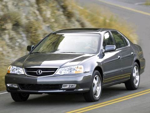 2003 Acura Tl Pricing Ratings Amp Reviews Kelley Blue Book