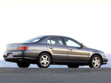 2003 acura tl pricing ratings reviews kelley blue book