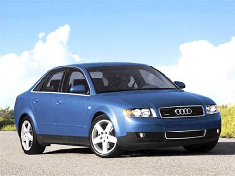 2003 Audi A4 | Pricing, Ratings & Reviews | Kelley Blue Book