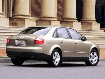 Audi A Pricing Ratings Reviews Kelley Blue Book - 2003 audi a4