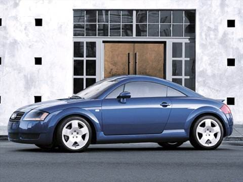 2003 Audi Tt Pricing Ratings Amp Reviews Kelley Blue Book