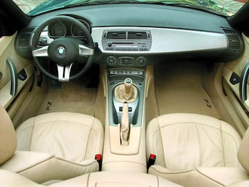 2003 Bmw Z4 Pricing Ratings Amp Reviews Kelley Blue Book