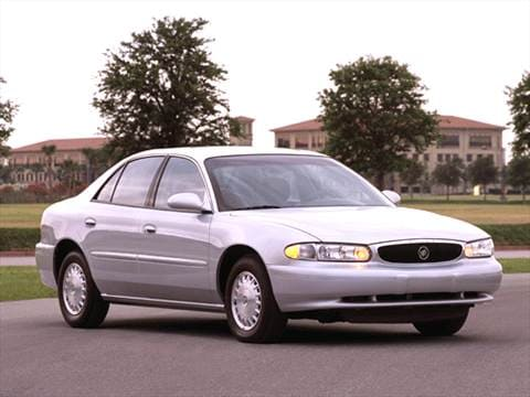 Blue Book For Used Cars Value >> 2003 Buick Century | Pricing, Ratings & Reviews | Kelley Blue Book