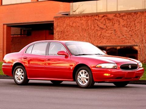 2003 buick lesabre pricing ratings reviews kelley. Black Bedroom Furniture Sets. Home Design Ideas