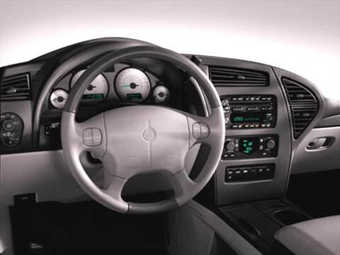 Buick rendezvous cxl 2003