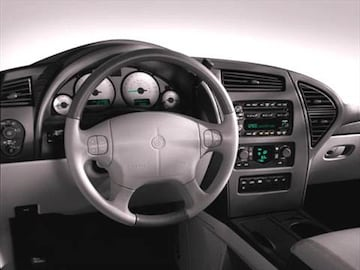 2003 buick rendezvous pricing ratings reviews - Buick rendezvous interior dimensions ...