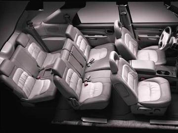 2003 Buick Rendezvous Exterior Interior