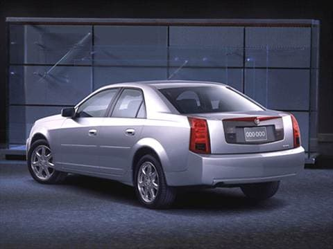 2003 cadillac cts sedan 4d pictures and videos kelley. Black Bedroom Furniture Sets. Home Design Ideas