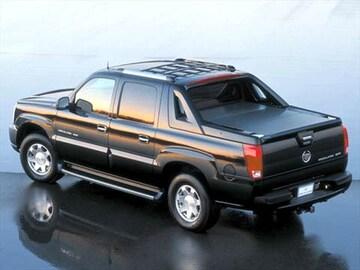 2003 Cadillac Escalade Ext Exterior