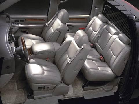 2003 cadillac escalade ext Interior