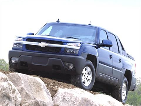 2003 chevrolet avalanche 1500 pricing ratings reviews. Black Bedroom Furniture Sets. Home Design Ideas