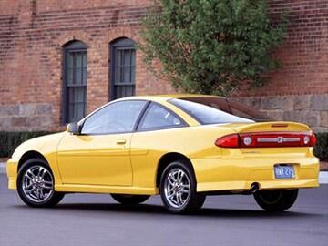 2003 Chevrolet Cavalier Exterior