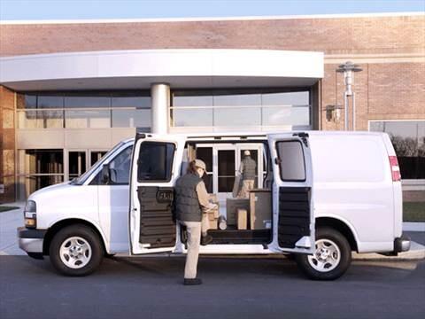 Superb 2003 Chevrolet Express 1500 Cargo