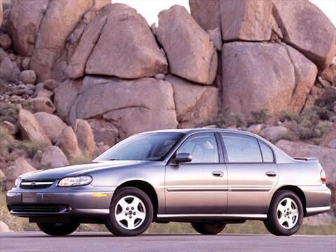 2003 Chevrolet Malibu Pricing Ratings Reviews Kelley Blue Book