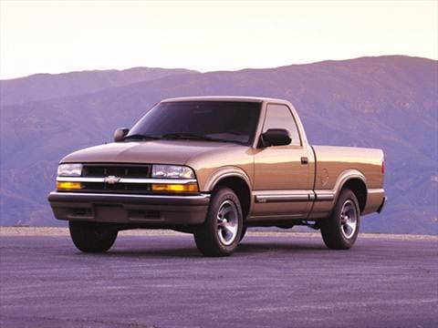 Chevrolet S10 Regular Cab Pricing Ratings Reviews Kelley Blue