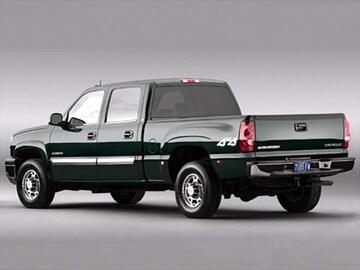 2003 Chevrolet Silverado 1500 HD Crew Cab | Pricing, Ratings ...