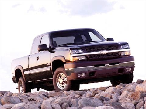 2003 Chevrolet Silverado 2500 HD Extended Cab Pickup 4D 6 1/2 ft  photo
